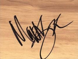 Matt Barnes Signed 5x4 Simulated Basketball Floor - $9.99
