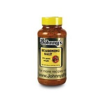Johnny's Seasoning Salt , NO MSG 42-Ounce Bottle (Pack of 3) - $24.45