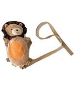Carters Child of Mine Lion 2 in 1 Harness Buddy Leash Lovey Stuffed Anim... - $29.99
