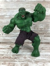 Incredible Hulk 2003 Movie Posable Figure with Cloth Pants - $39.55