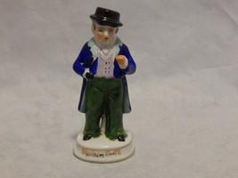 Vintage Japan Figurine Charles Dickens Captain Cuttle Figurine - $10.89
