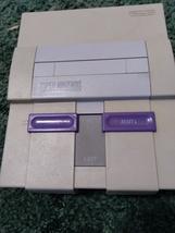 Super Nintendo SNES Console Bundle ***Parts Or Repair*** image 2