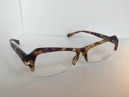 New ALAIN MIKLI AL 10240001 56mm Tortoise Womens Eyeglasses Frame France - $301.13