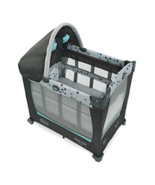 Graco Travel Lite Crib with Stages, Lauren - $180.00