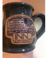 Deneen Pottery Cup Inn At Harbor Hill Niantic Connecticut - $21.78