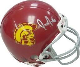 Justin Fargas signed USC Trojans Replica Mini Helmet - $19.95