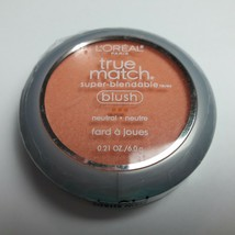 L'Oreal Paris True Match Super-Blendable Blush -Innocent Flush - $7.91