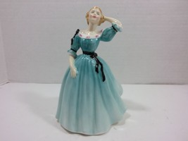 "Royal Doulton Vintage 1958 ""CELESTE"" (HN 2237) Bone China Figurine - $138.59"