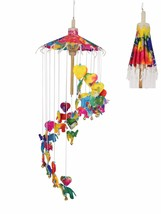 Beautiful Elephant mobile sure to brighten up any room in your home! - $13.32