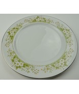 Wellin Fine China Glendale Pattern Dinner Plate 5756 Replacement Tablewa... - $8.99
