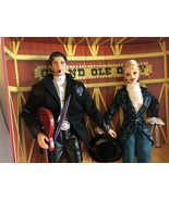 Collector Edition Grand Ole Opry Barbie & Kenny Doll Gift Set Nrfb - $74.99