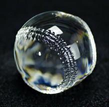 Steuben Glass Paperweight Baseball - $570.00