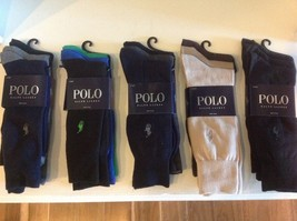 Polo Ralph Lauren Men's Dress Socks 2 and 3 packs - $14.99+