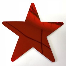 Star Mylar Cut-Out Shapes Confetti Die Cut FREE SHIPPING Bundle - £4.76 GBP+