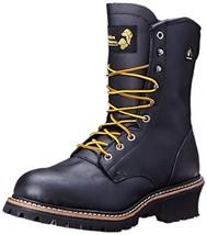 Golden Retriever Men's 9217-M, Black 9 W US - $93.38
