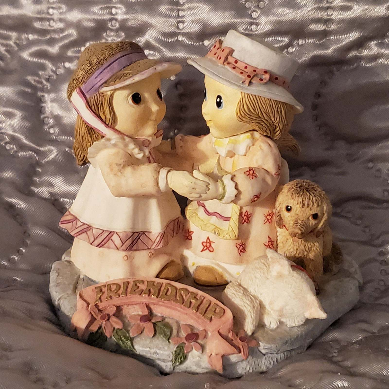 "Friendship figurine, Jody's Dream Keepers by Royal Doulton, 1998, ""of all the tr"