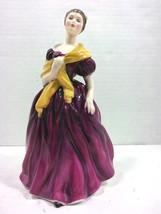"Royal Doulton Vintage ""Adrienne"" (HN 2152) Bone China Figurine 1963 - $79.19"