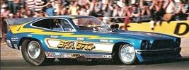 AMT L. Fullerton 'Trojan Horse' '75 Mustang II F/C w/Slx 'Shirl Greer' '... - $45.00
