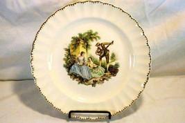 """Sebring Pottery Serenade #1K-G.F.E. Dinner Plate 9 3/4"""" - $7.61"""