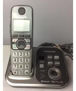 Panasonic KX-TG7731 1.9 GHz Single Line Cordless Phone DECT 6.0 - $23.50