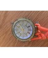 Vintage Antique Quartz Watch Face Part  - $29.69