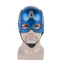 NEW Captain America Endgame Avengers Mask Cosplay Costume Helmet Prop Mask - $65.61 CAD