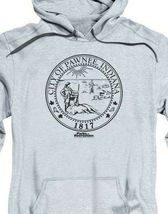 City of Pawnee, Indiana 1817 t-shirt Parks and Recreation graphic hoodie NBC348 image 3
