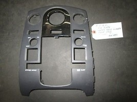 10 11 12 13 Kia Forte Center Radio Climate Face Only *See Item Description* - $24.75