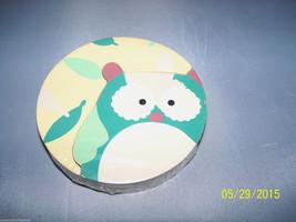 Wooden OWL bird jigsaw puzzle Russ Berrie Jungl... - $9.89