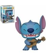 Walt Disney Lilo & Stitch with Ukulele Vinyl POP Figure Toy #1044 FUNKO NIB - $8.79
