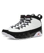 Keevin Air Jordan 9 Space Shoes Black White