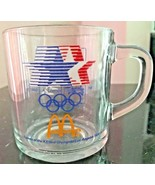 McDonald's Games of the XXIIIrd Olympiad Los Angeles 1984 Olympics Coffe... - $7.99