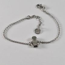 Bracelet en Argent 925 Jack&co avec Enfant Stylisé et Zirconia Cubique J... - $66.18