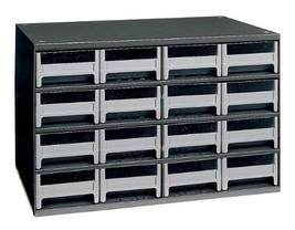 Akro-Mils 19416 16 Drawer Steel Parts Storage Hardware and Craft Cabinet... - $151.22