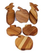 6 Pack of Small Fruit and Vegetable Cutting Boards, Stocking Stuffers, H... - $40.00
