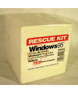 Windows 95 Rescue Kit - Like New Factory Sealed - $29.99