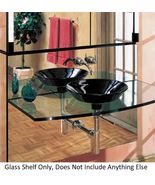 Robern RMPS24D4 M Series Glass 24 inch  x 4 inch Shelf - $77.94