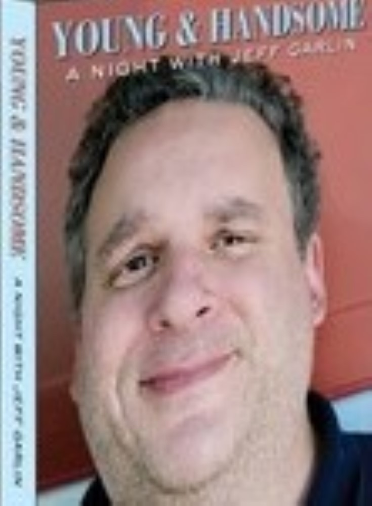 Jeff Garlin: Young and Handsome: A Night with Jeff Garlin Dvd