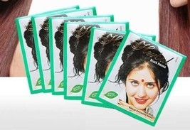 HERBUL HENNA Hair Colour for Brilliant Shine 100% Natural Product 60g (6... - $5.25+
