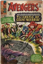 The Avengers #13 Silver Age Collectible Comic Book Marvel Comics! - $47.99