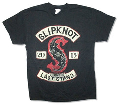 Slipknot-Goat Tarot-North America 2015 Tour-Black T-shirt - ₹1,581.20 INR