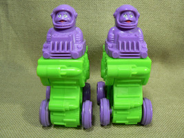 1995 VTG RARE 2 GREEN VEHICLES SPACE EXLORATION McDonald's HAPPY MEAL - $7.99