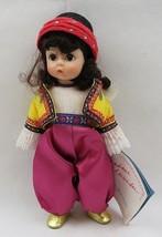 Vintage Madame Alexander Miniature Showcase Anatolia Doll & Booklet - $15.00