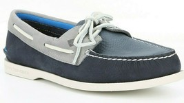 Men's Sperry Top-Sider A/O 2-Eye Plush Washable Boat Shoe, STS19266 Size... - $99.95