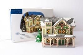 Dept 56 Stick Style House 54943 American Architecture Series Snow Villag... - $39.59