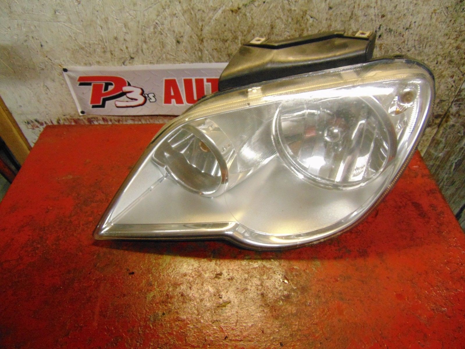Primary image for 07 08 Chrysler Pacifica oem drivers side left headlight head light lamp assembly