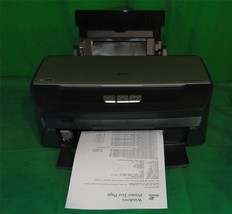 Epson Stylus Photo R260 Digital Photo Inkjet Printer Good Nozzles, In Box - $155.20