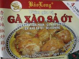 Bao Long Chicken Chili Lemon Grass Seasoning 2.65 oz - $6.88