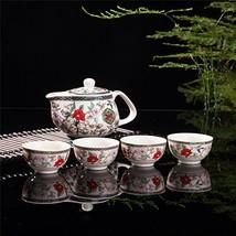 Exquisite Flower Design Ceramic Beautiful - $17.99