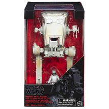 Star Wars Imperial AT-ST Walker and Driver Action Figure. The Black Series. - $64.99